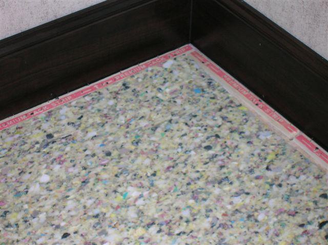Rebound Carpet Pad